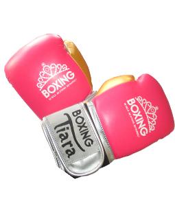 Boxing Gloves 4 oz  Tiara