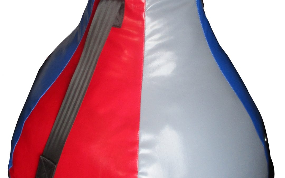 Punching Bag 3 foot 93 cm Tear Drop Bag Fat Belly shape