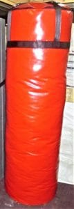 "img alt = "" heavy punching bag , 5 foot high perfect for heavy hitters """