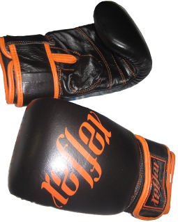 Bag Mitt Curled Leather