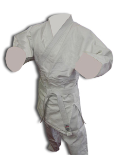 Judo suit heavier than market standard exceptionally well made Excellent fit all white jacket pant and belt