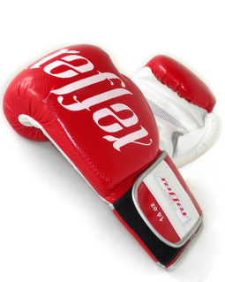 Boxing Gloves 14 oz Red