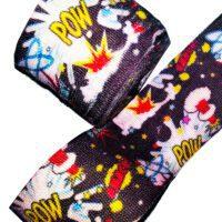 Comic strip action wraps stretch cotton thin and comfortable original different action boxing handwraps