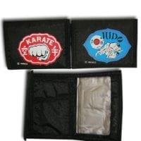 Martial Art wallets Judo Karate