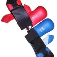 World karate Federation karate mitts for sparring in local and international tournaments Legal in all countries