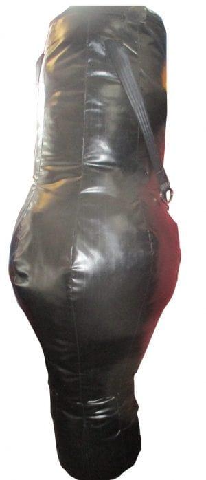 Heavy mushroom bag is perfect for kick boxing uppercuts body rips