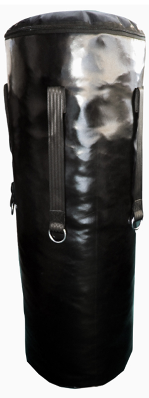 4 foot heavy Boxing bag approximately 126 cm by 50 cm 70 kg in weight